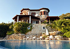 Villa in Peninsula (Meis Side)